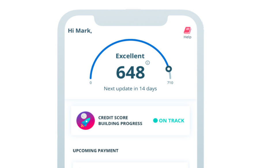 Average Credit Score in the UK