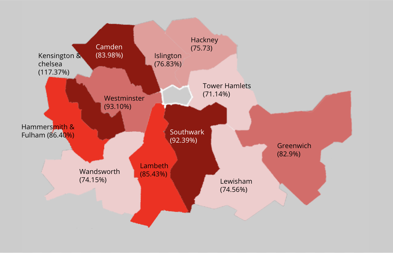 Affordable Housing in London: Is it Possible to Live Here on a Tight Budget?
