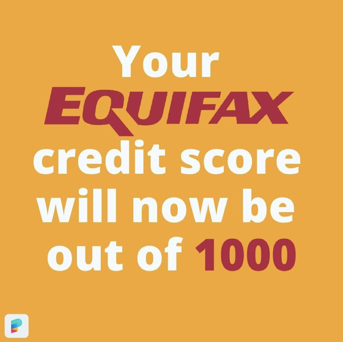 Why has my Equifax Credit score changed?
